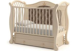 Детская кроватка с универсальным маятником Габриэлла люкс Плюс - Мебельная фабрика «Гандылян»