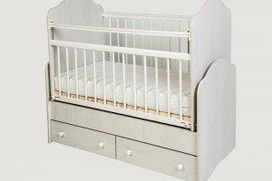Кроватка Сафаня №4 - Мебельная фабрика «Сафаня»
