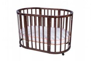 Детская кроватка-трансформер ПАПА КАРЛО 8 В 1 - Мебельная фабрика «Папа Карло»