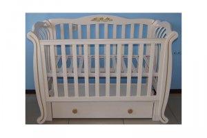 Детская кроватка Тюльпан - Мебельная фабрика «Няня», г. Краснодар
