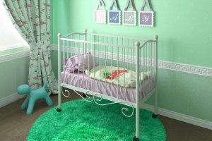 Детская кроватка Женечка - Импортёр мебели «Мебвилл»