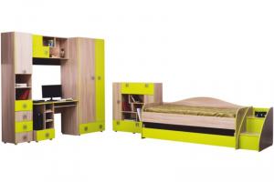 Детская Квадро 01 - Мебельная фабрика «Фато»
