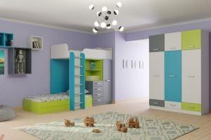 Детская Лагуна - Мебельная фабрика «Шадринская»