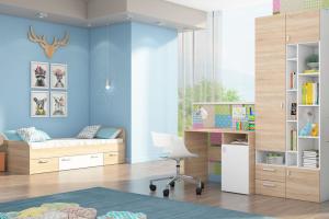 Детская ЛДСП 004-1 - Мебельная фабрика «МИКС»