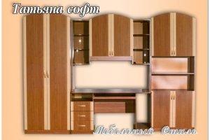Детская ЛДСП фотопечать Татьяна - Мебельная фабрика «Мебельный стиль»