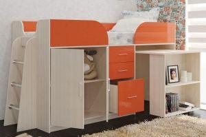 Детская с выдвижным столиком - Мебельная фабрика «А-Элита»