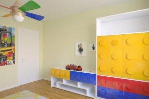 Детская Лего - Мебельная фабрика «Папа Карло»