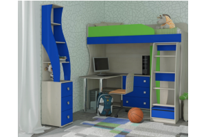 Детская Лего Джуниор - Мебельная фабрика «СОНиК»