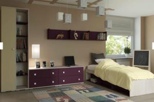 Детская Лего Next цветная - Мебельная фабрика «СОНиК»