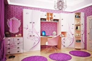 Детская Лето белое - Мебельная фабрика «Мульто»