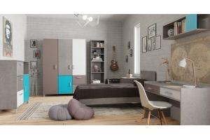 Детская Лофт - Мебельная фабрика «Шадринская»