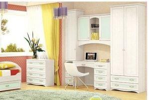 Детская Марта фисташковый - Мебельная фабрика «Ясень»