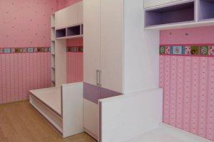 Детская мебель 004 для двоих - Мебельная фабрика «Ре-Форма»