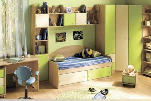 Детская мебель 01 - Мебельная фабрика «ИЛ МЕБЕЛЬ»