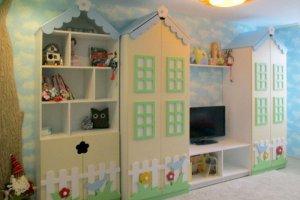 Детская мебель 012 - Мебельная фабрика «Ре-Форма»
