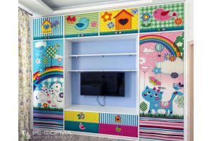 Детская мебель 013 - Мебельная фабрика «Ре-Форма»