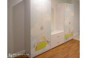 Детская мебель 015 - Мебельная фабрика «Ре-Форма»
