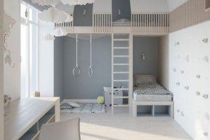 Детская мебель 016 - Мебельная фабрика «Ре-Форма»