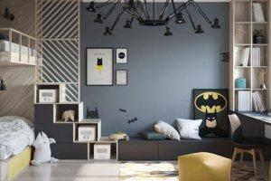 Детская мебель 024 - Мебельная фабрика «Ре-Форма»