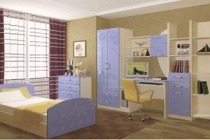 Детская мебель 07 - Мебельная фабрика «ИЛ МЕБЕЛЬ»