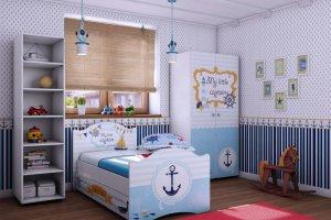 Детская мебель для мальчика - Мебельная фабрика «Тридевятое царство»