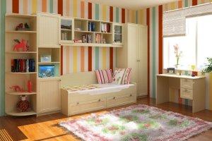 Детская мебель 6 - Мебельная фабрика «Алекс-Мебель»