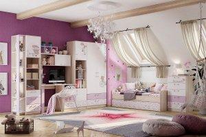 Детская мебель Адель - Мебельная фабрика «Можгинский лесокомбинат»