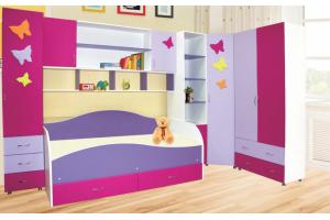 детская мебель Акварель - Мебельная фабрика «Авеста»