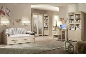 Детская мебель Амели штрихлак - Мебельная фабрика «Ярцево»
