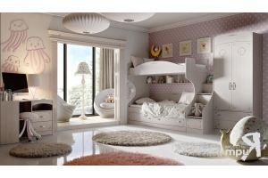 Детская мебель Ариэль 2 - Мебельная фабрика «ТриЯ»