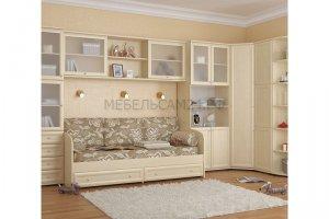 Детская мебель Бэль 3 - Мебельная фабрика «Альтернатива»