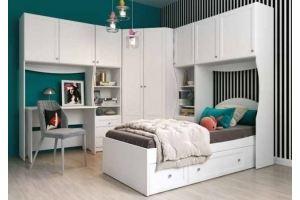Детская мебель Белоснежка - Мебельная фабрика «Инволюкс»