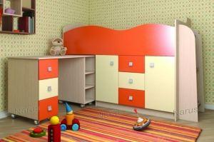 Детская мебель Бемби Люкс - Мебельная фабрика «НАРУС»