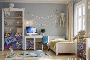 Детская мебель Буква 2 - Мебельная фабрика «РАУС»