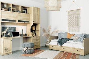 Детская мебель Calypso Wood - Мебельная фабрика «Клюква»