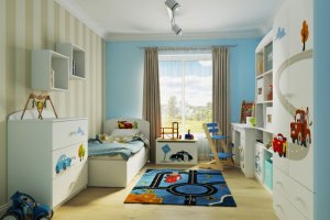Детская мебель Cars - Импортёр мебели «Piccoly»