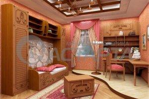 Детская мебель Cutty Sark - Мебельная фабрика «Астарта»