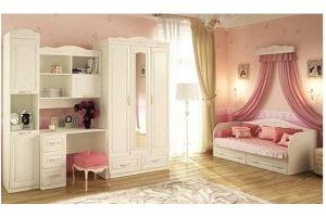 Детская мебель для девочки Лика-2 - Мебельная фабрика «Мир Нестандарта»
