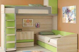 Детская мебель для двоих - Мебельная фабрика «Народная мебель»