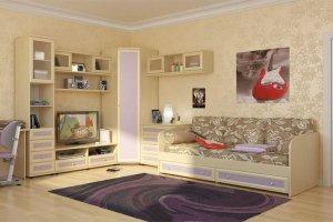 Детская мебель для комнаты школьника - Мебельная фабрика «Народная мебель»