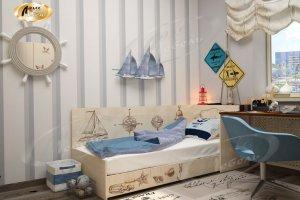 Детская мебель для мальчика Капитан - Мебельная фабрика «Ладос-мебель»