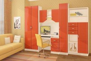 Детская мебель для учебы Гармония - Мебельная фабрика «Люкс-С»