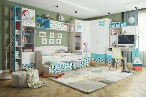 Детская мебель Джимми - Мебельная фабрика «Можгинский лесокомбинат» г. Ижевск