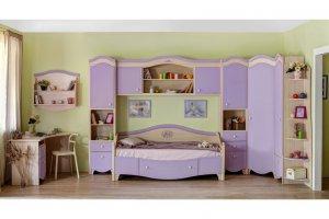 Детская мебель Джули Сирень - Мебельная фабрика «Дива мебель»