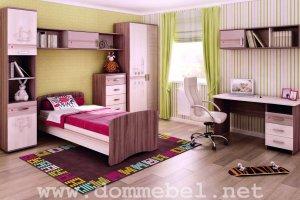 Детская мебель Оскар - Мебельная фабрика «Люкс-С»