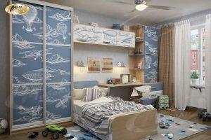 Детская мебель Флай для подростка - Мебельная фабрика «Ладос-мебель»