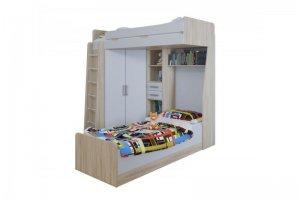 Детская мебель Карлсон-2 - Мебельная фабрика «Балтика мебель»