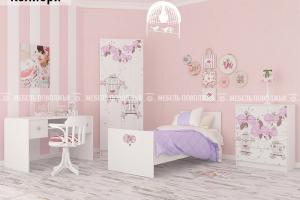 Детская мебель Колибри - Мебельная фабрика «Мебель Поволжья»
