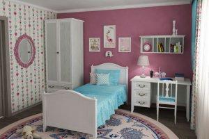 Детская мебель коллекция Классика - Мебельная фабрика «38 попугаев»