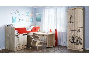 Детская мебель Корсика - Мебельная фабрика «Кентавр 2000»